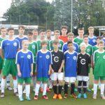 Torfestival beim All Stars-Spiel der HSC-Jugend