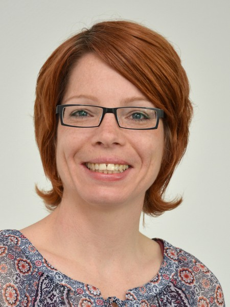 Pflegeberaterin Heike Kruse. (Foto: B. Kalle – Kreis Unna)