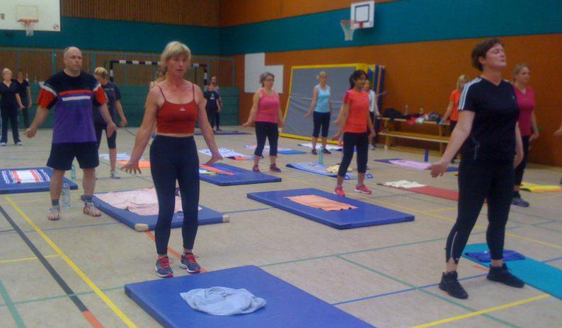 Ab heute bietet der HSC kowstenlosen Gesundheitrssport in der Turnhalle der Paul-gherhardt-Schule in hengsen anb. (Foto: privat)