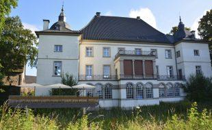 Haus Opherdicke, terrasse