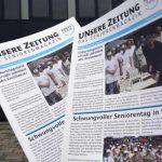 """Nach 41 Jahren: Kreis will Seniorenzmagazin """"Unsere Zeitung"""" sterben lassen"""