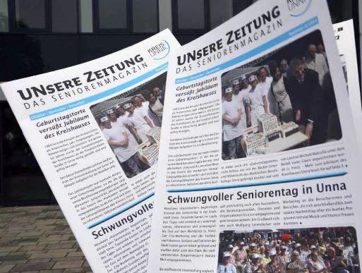 UZ Unsere Zeitung