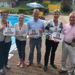 Schöne Flöte: Freibad-Stammgäste gewinnen Städtetrip nach Hamburg