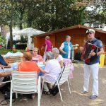 Sommerfest des Trägervereins im Seniorentreff