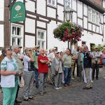 Jahresausflug des Trägervereins führte ins Weserbergland