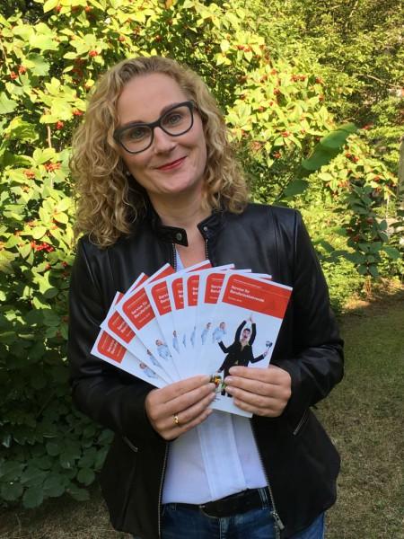 Manuela Hubrach lädt zu einer Informationsveranstaltung für Berufsrüpckkehrer ein. (Foto: Gemeinde Holzwickede)