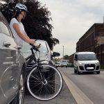 """Serie """"Sicher Radfahren"""": Auf zwei Rädern wird man leicht übersehen"""