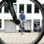 """Serie """"Sicher Radfahren"""": Radfahrer haben keine Knautschzone"""