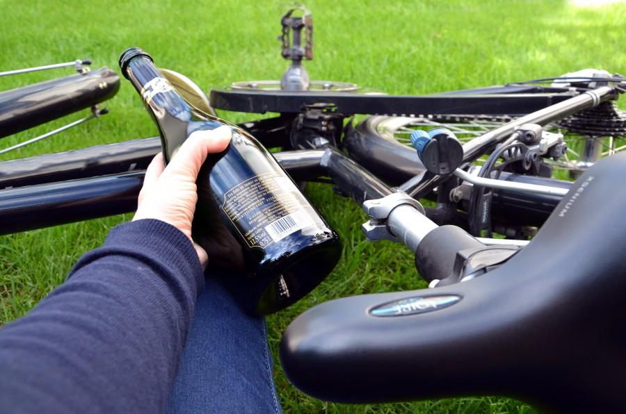 Wer betrunken mit dem Rad fährt, riskiert nicht nur einen Sturz, sondern auch seinen Führerschein. Foto: B. Kalle – Kreis Unna