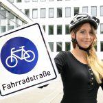 """Serie """"Sicher Radfahren"""": Eine eigene Straße für Drahtesel"""