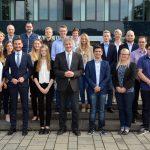 Kreis gibt Nachwuchs eine Chance: 14 junge Leute starten ins Berufsleben