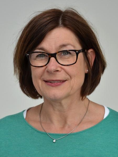 Pflegeberaterin Andrea Schulte. (Foto: B. Kalle – Kreis Unna)
