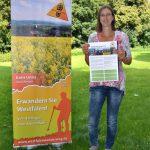 WestfalenWanderWeg-Pass: Stempel sammeln und gewinnen