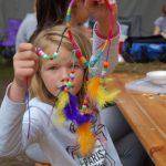 Ein Zeltwochenende voller Spaß und Spiel beim Jugendrotkreuz