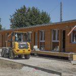 Kritik an Modulbauten für Flüchtlinge: Städtebaulich mangelhaft und Fehlplanung