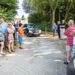 """""""Einflugschneise"""" zum Sportplatz wird entschärft: Schweller und Einbahnregelung"""