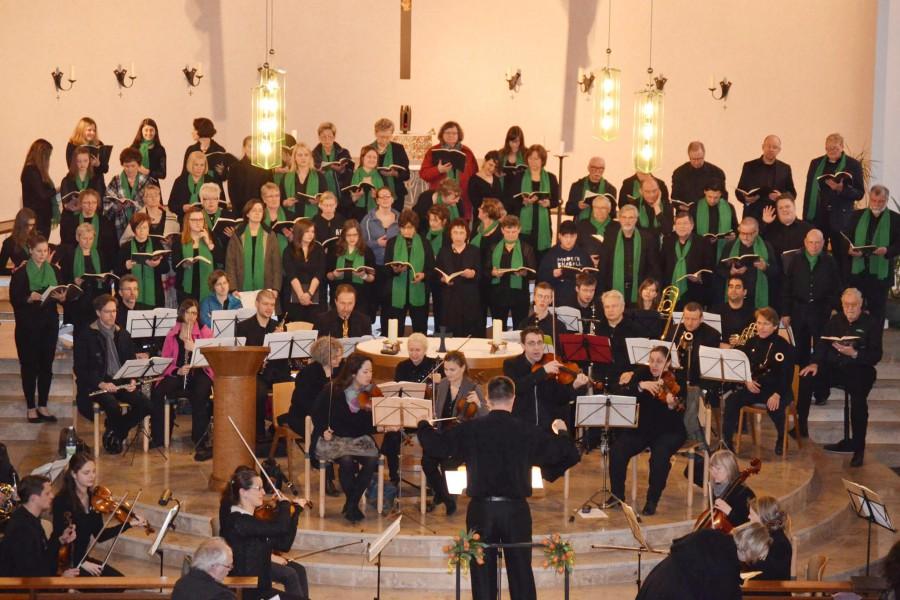 Der Chor Cantabile startet nach der Sommerpause ins 2. Halbjahr 2016. und freut sich über jedes neue Mitglied. (Foto: privat)