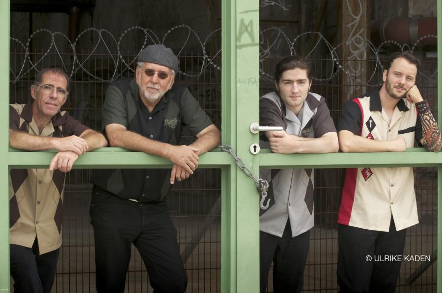 Vier Dortmunder jungs, die a cvapella singen: das Phönix Quartett gastiert im Pertrhes-Haus. (Foto: Agentur)