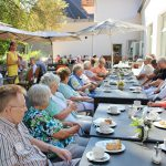 """Trägerverein """"Seniorentreff"""" begrüßt Gäste aus Voerde"""