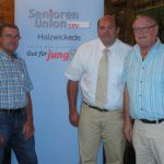 Senioren-Union Holzwickede droht die Auflösung
