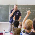 Dudenrothschule öffnet sich für Eltern der neuen Schulanfänger