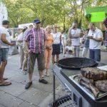 Auch der letzte Streetfood Markt des Jahres gut besucht