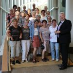 TG Holzwickede: Mitglieder besuchen den Landtag