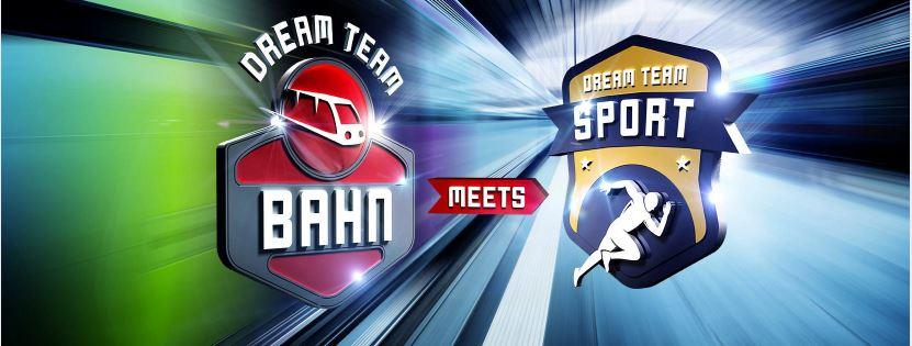 Unter dem Motto Dream Team Sport meets Dream Team Bahn können sich auch Holzwickeder Mannschaften beweerben. (Foto: Bahn)