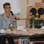 Bürgermeisterin steht am Senioren-Stammtisch Rede und Antwort