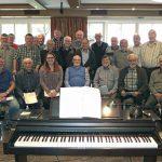Erfolgreiches Probenwochenende der Sänger des MGV Eintracht Hengsen