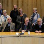 Holzwickeder Sozialdemokraten besuchen Landtag