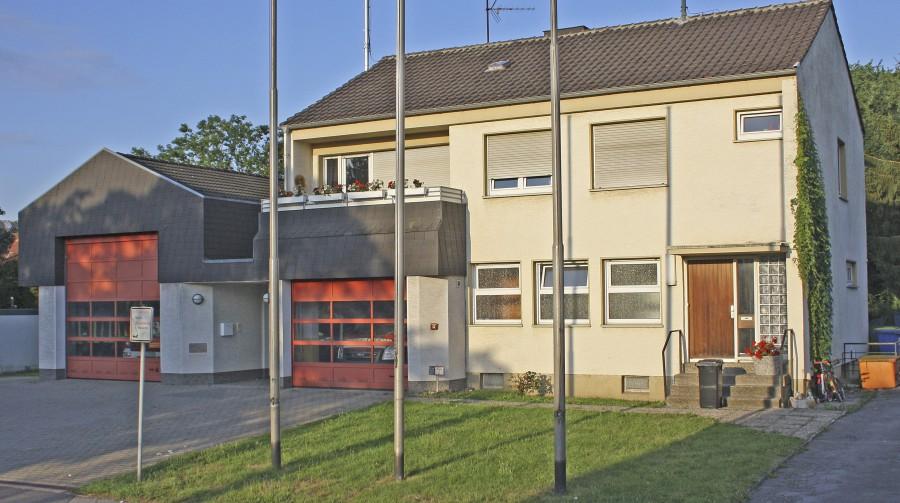 Feuerwehrgerätehaus Schwerter Straße