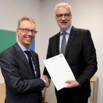 Kreis erhält 150.000 Euro Fördermittel für Breitbandkoordinator