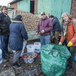 Landwirt Achim Redix spendet tonnenweise Kartoffeln an Lebensmittelretter
