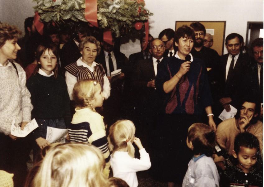 Eröffnungsfeier HEV-Kindergarten