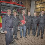 """""""Woche des Respekts"""": Hartmut Ganzke (SPD-MdL) besucht Feuerwehr"""