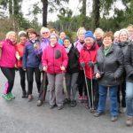 Nordic Walking mit dem HSC: 2.000 Kalorien für die Gesundheit