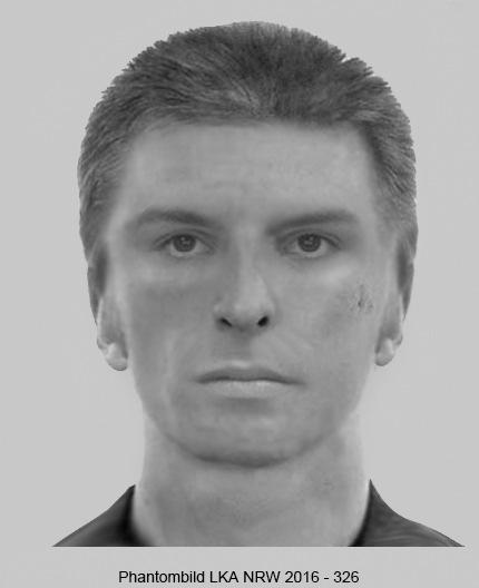 Fahndunmgsfo0to der Poliozei bDortmund: Wer kennt diesen Mann? Mit diesem Fahndungsfoto fahndet die Dortmunder Kripo nach dem mutmaßlichen Sexualstraftäter. (Foto: Polizei Dortzmund)