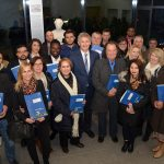 Feierstunde zur Einbürgerung: Landrat Makiolla gratuliert