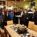 CDU-Adventsgrillen: Gedankenaustausch in gemütlicher Atmosphäre