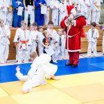 Sportliches Weihnachtsturnier beim Judo Club mit Nikolaus