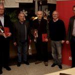 SPD-Mitgliederversammlung: Europa-Vortrag von Prof. Dr. Köster und Ehrungen