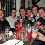 HSC-Fußballteams feiern Weihnachten