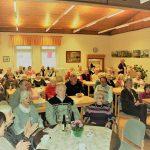 Großartige Stimmung beim MitSingSpass des Trägervereins Seniorentreff