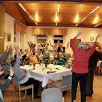 Trägerverein feierte 60. Geburtstagsnachfeier mit Senioren