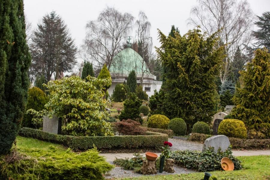 Die Friedhofsgebühren auf dem kommunalen Friedhof können im nächsten Jahr teils drastisch gesenkt werden. (Foto: P. Gräber - Emscherblog.de)
