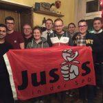 Jusos mit neuem Vorstand: Appell zur Stiftungsgründung