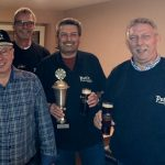 Clubmeister beim Landbierabend des MSC Holzwickede geehrt