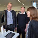 Neuer Service im Kreishaus: Passfoto für Führerschein am Automaten