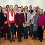 Neue Lehrer im Kreishaus begrüßt